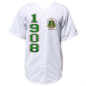 official photos 256c5 f9d08 AKA Baseball Jerseys(Solid 004)(AKA letters Green on pink letters)