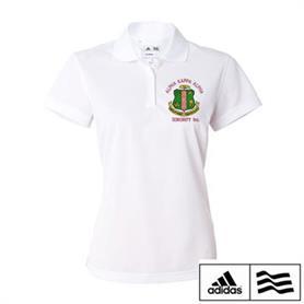 ac58370bef adidas - Golf Ladies' ClimaLite® Basic Polo - A131 - Adgreek